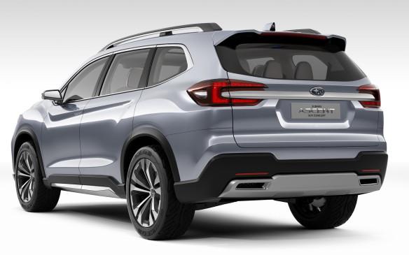 <p>Subaru Ascent concept</p>