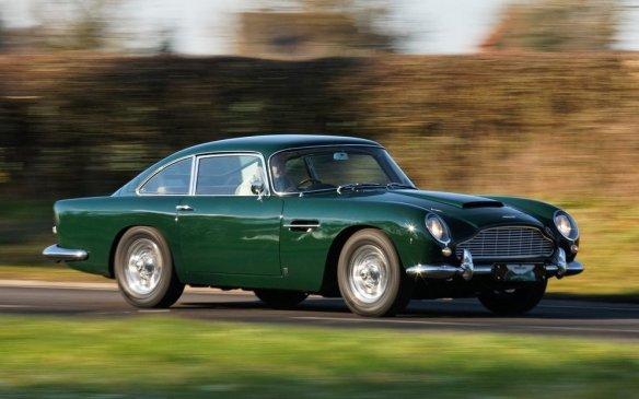 <p>Aston Martin DB5</p>