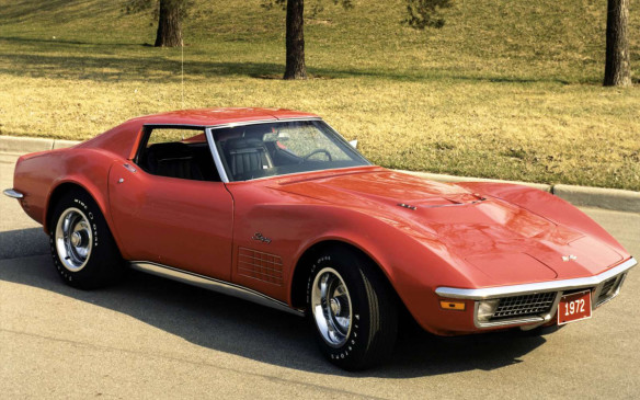 <p>You could argue that Crockett would have retained his cover as well driving the classic 'Vette as the make-believe Daytona that used its chassis. One of the most iconic Corvettes, the C3 was built from 1968 through 1982. It went through very few body modifications over that time period, but a lot of engine improvements. It started out getting power from a 5.0-litre small-block V-8 (making 180 hp) and finished off with a big-block 7.4-litre V-8 (450 hp, before the oil crisis hit). Horsepower ranged from a low of 165 hp in 1975 to the 450 in 1970 (before the 7.4 went down to 270 in the mid-'70s).</p>
