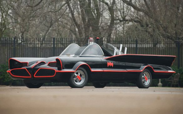 <p>Barris' conversions, and in particular his work with cars for film and television, lead ABC to come calling when they needed an iconic Batmobile for its new 1966 TV series about the Caped Crusader. Barris had acquired a Lincoln concept early in the decade and since the network wanted a quick turnaround, he set to work adopting the futuristic car for the series, reshaping the wings, opening up the wheel wells and adding all the various gadgets (including the roof light that traditionally designates service vehicles).</p>