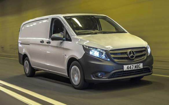 <p>Mercedes-Benz Vito</p>