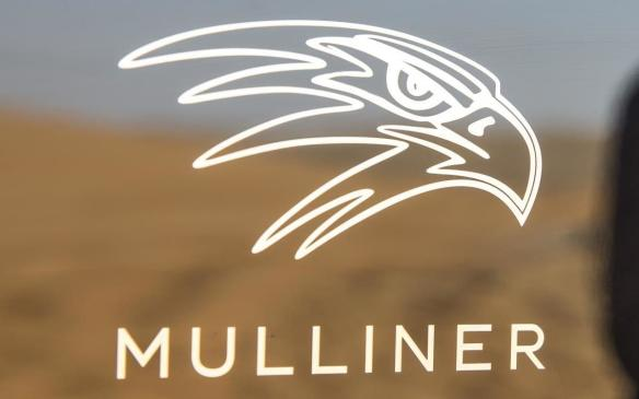 <p>Bentley Bentayga Falconry by Mulliner logo</p>