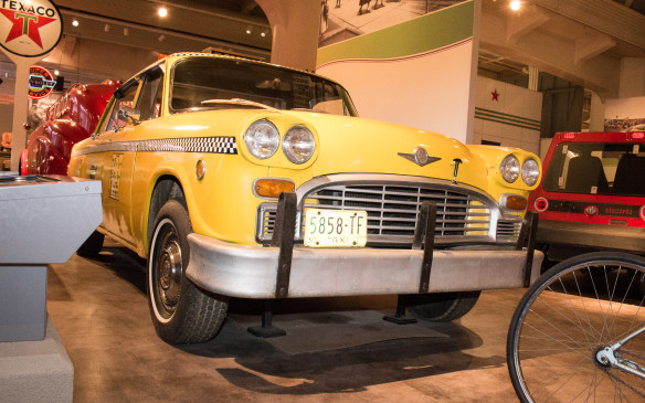 <p>Winning no awards for styling but claiming many for practicality, the Checker cab was the mainstay of the taxi industry for decades.</p>