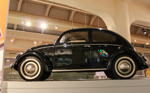 <p>Ironically, perhaps, one of the most significant cars of the next decade was the German Volkswagen Beetle, the impact of which ultimately changed the direction of the American auto industry.</p>