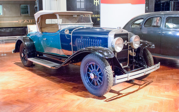 <p>While the '50s and '60s arguably were the heydays for automotive styling, the importance of style was recognized much earlier – at least as far back as this 1927 LaSalle, the first product of GM's newly-established Art and Color studio, under the direction of the soon-to-become legendary designer Harley Earl.</p>