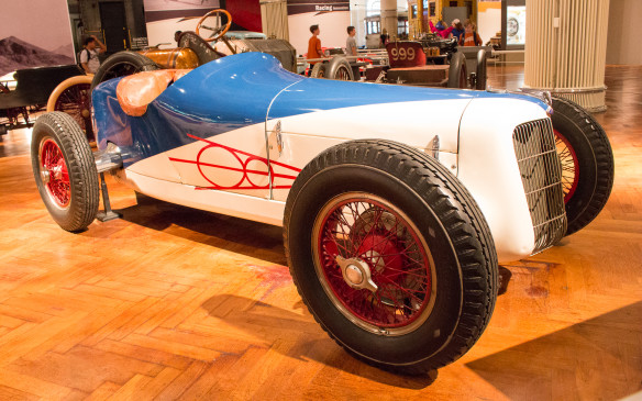 <p>While Ford is famous for its assault on Indy with Lotus in the 1960s, and its subsequent success as an engine supplier to the series, the Blue Oval brand previously fielded a fleet of racers in the 1935 Indianapolis 500. The project was organized by Preston Tucker (of later Tucker car fame) and veteran racer Harry Miller, but reliability issues, unrelated to their Ford engines, let them down.</p>