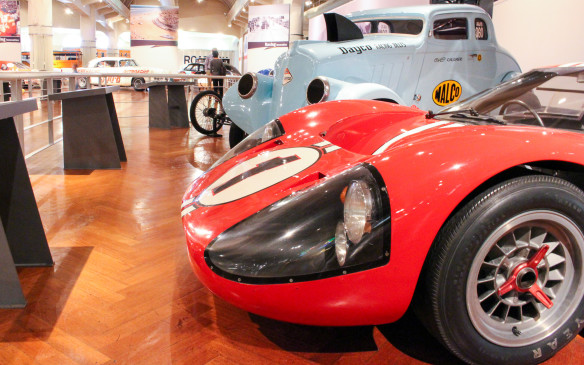 <p>From Ford's own 'Old 999' to Indy, NASCAR and Le Mans winners, there's something that will appeal to every race fan or history buff in the Henry Ford Museum.</p>