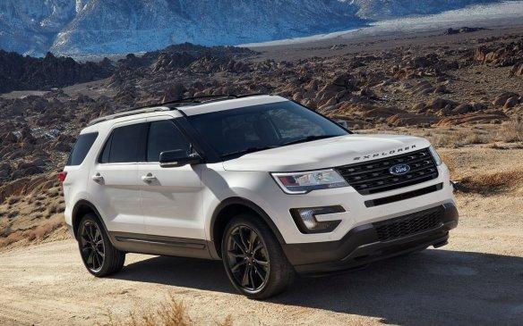 <p>2017 Ford Explorer</p>