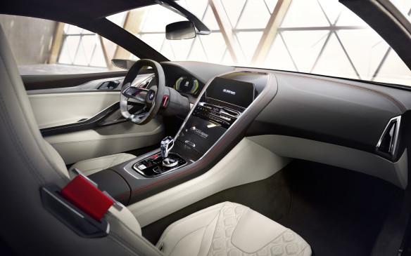 <p>BMW Concept 8 Series Coupe</p>