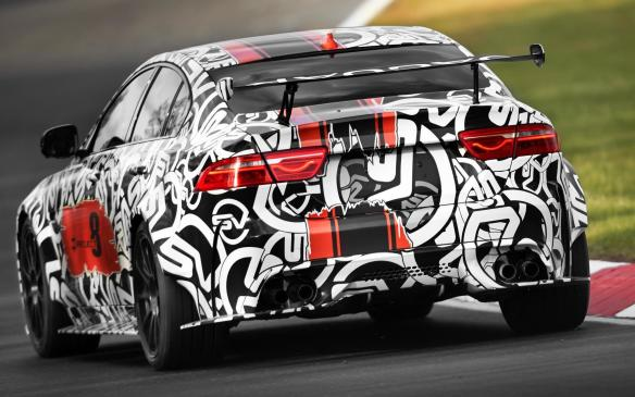 <p>Jaguar XE SV Project 8</p>