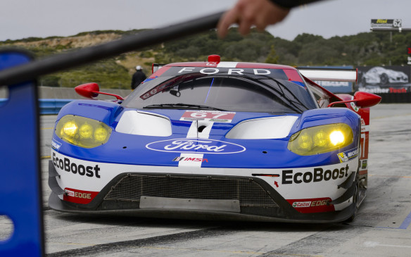 <p>What's missing from the museum's collection is the current version of the Ford GT, which won the 24 Hours of Le Mans in 2106 – 50 years after the marque's first victory. That's probably because it's still racing. Expect it to show up there when its racing days are over.</p>