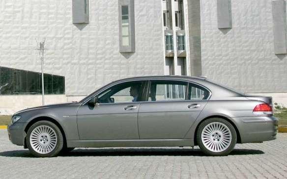 <p>2006 BMW 750Li</p>