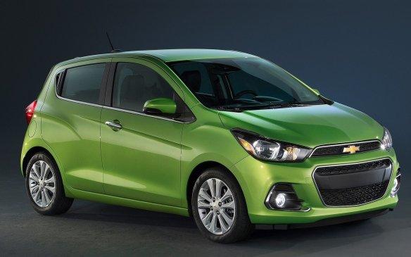 <p>2016 Chevrolet Spark</p>
