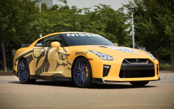 <p>Predzilla Nissan GT-R</p>