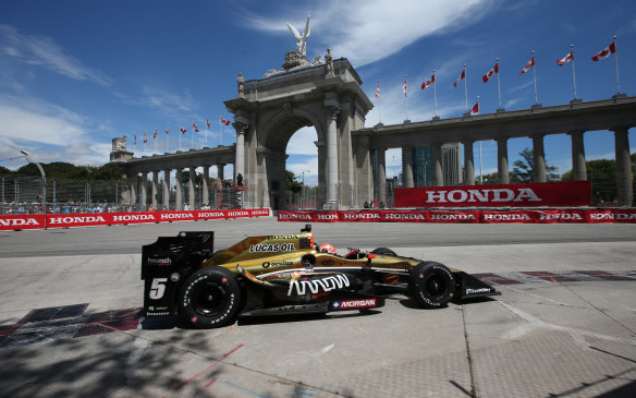 "<p>Spend some quality automotive time with Dad this summer by presenting him with race tickets this Father's Day. Nostalgic types will love seeing vintage Formula 1 cars at this year's <a href=""https://canadiantiremotorsportpark.com/pages/canadian-historic-grand-prix"">VARAC Vintage Grand Prix</a> on Father's Day weekend, June 16 to 18, at Canadian Tire Motorsport Park. IndyCars hit the streets of Toronto for the 31st time for the <a href=""http://www.hondaindytoronto.com/"">Honda Indy Toronto</a> from July 14 to 16. And technology-loving dads will appreciate the first-ever <a href=""https://montreal.fiaformulae.com/"">Montreal e-Prix</a>, a double-header that will close the Formula E season in downtown Montreal on July 29 and 30.</p>"