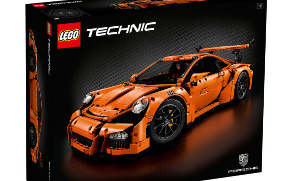 "<p>This is a great gift choice for dads with kids who are old enough to spend quality time with him building LEGO together. The Porsche 911 GT3 RS set has 2,704 pieces and finishes into a 22-inch long, 6-inch high model with a detailed flat-six engine with working pistons and gearbox, an adjustable rear spoiler, and a functional steering wheel with paddle shifters. This <a href=""https://shop.lego.com/en-CA/Porsche-911-GT3-RS-42056"">set is available online</a> at the Canadian LEGO Shop for $349.99.</p>"