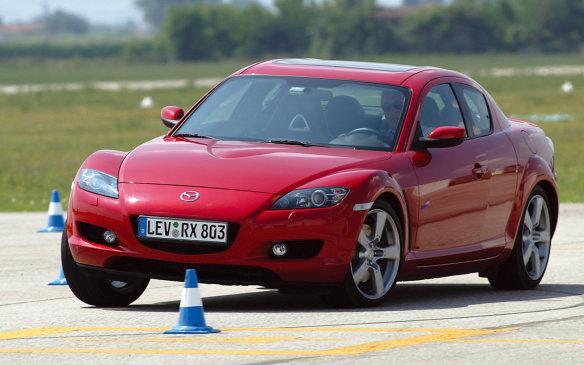 <p>Mazda RX-8</p>