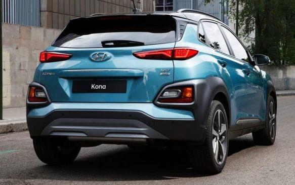 <p>2018 Hyundai Kona</p>
