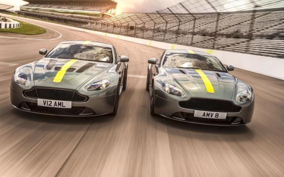 <p>Aston Martin Vantage AMR</p>