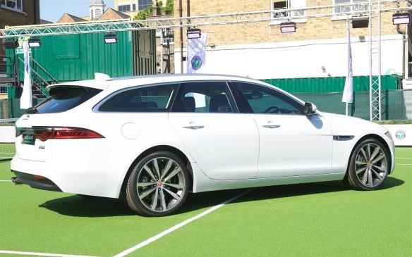 <p>Jaguar XF Sportbrake</p>