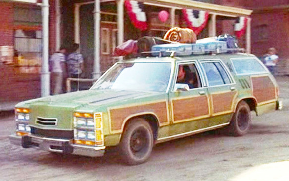 <p>As the TV Batmobile was Barris' signature creation, surely the film equal has to be the wagon bought by Clark Griswold to take his family on a driving vacation from Chicago to California's fictional Walley World theme park. Barris reportedly wanted to make a ridiculously-tacky station wagon with over-the top styling such as wood panelling, excessive lighting, fully-covered grille, large chrome hubcaps with huge crown logo, and a hard to find fuel-tank flap.</p>