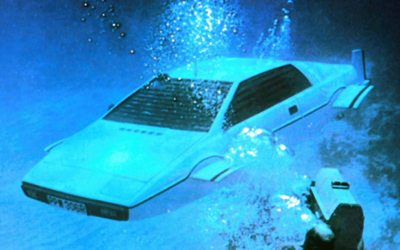<p>When producers of the James Bond film The Spy Who Loved Me wanted an exclusive car, they called on the Lotus Esprit. However, it was required to go submarining in the film's prolonged chase scene, and that's where Perry Oceanographic (no, not Q!) came in to create a submarine that resembled the Esprit. Though the original Esprit was not converted to go under water, the underwater craft is currently owned by Elon Musk, who hopes to use the Tesla electric drive to make it a functional road car that can function as a submarine when called upon to do so.</p>