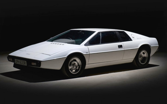 <p>Created in 1976 as the successor to the Europa, the lightweight Esprit S1 (for Series 1) was powered by Lotus' 2.0-litre 4-cylinder engine that made 140 hp in North America (due to emissions restrictions, as opposed to the 160 hp it made in Europe). Panned for its lack of power, it was conversely praised for its handling and looks, featuring design cues borrowed from other cars (most notably, taillights from the Fiat X1/9).</p>