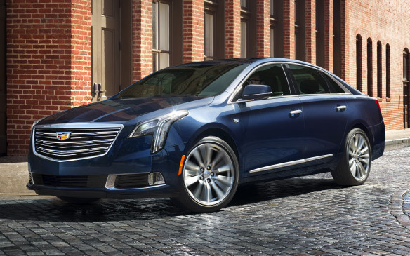 <p>Cadillac is the oldest American automobile brand still in production, predating both Buick and Ford. But the XTS, the luxury brand's front-wheel-drive sedan, is made only in Canada. It's built on General Motors of Canada's flexible assembly line in Oshawa, Ontario.</p>