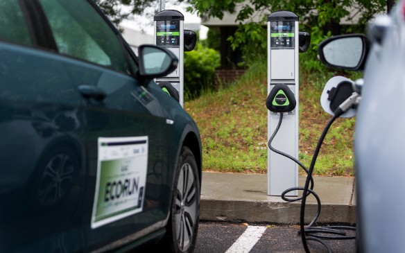 <p>Today, the need for the generator truck is long gone. It has been replaced by an ever-growing network of public charging stations. As well, the range of the pure electrics has expanded considerably – the Chevy Bolt, for example, can go nearly 400 kilometres on a single charge. The distance of the EcoRun route legs has stretched considerably, with at least 100 kilometres now within reach of every EV on this year's drive.</p>