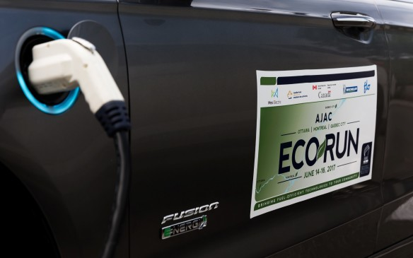 <p>Although the range of EVs has expanded, one must still plan carefully if you're considering a road trip. Fortunately, there are now suppliers stepping up with smartphone apps that pinpoint the location of charging stations so you can make the necessary driving plans to minimize range anxiety. One such company, Flo.ca, joined this year's EcoRun as a sponsor and demonstrated how effective its app can be. Not only does it pinpoint the location of a charging station, it reports whether the station is functioning properly (the company remotely monitors every station on its network), whether the station is available or already in use, and the type of charging available – a Level 2 or the fast-charge Level 3. In fact, the app was put to use when the EV I was driving hadn't received a sufficient charge during a lunch stop. A Level 3 station was located near our route and I was able to get the battery topped up to complete that leg of the drive.</p>