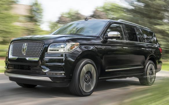 <p>Just why the Lincoln Navigator is classified as a truck rather than a utility vehicle we're not sure but it was and it is the winner of the 2018 North American Truck of the Year award, ahead of the Chevrolet Colorado ZR2 pickup and the Ford Expedition SUV.</p>