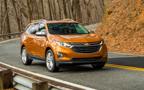 <p>Chevrolet's hot-selling Equinox also hails from Ontario. It's built in the CAMI plant, originally a GM/Suzuki joint venture, in Ingersoll, Ontario, about half-way between Toronto and Detroit, although some Equinox bodies are shipped on to Oshawa for final assembly to keep up with demand.</p>