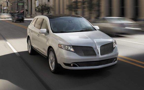 <p>The other Lincoln with a Canadian passport is the big MKT crossover, sibling to the Ford Flex.</p>