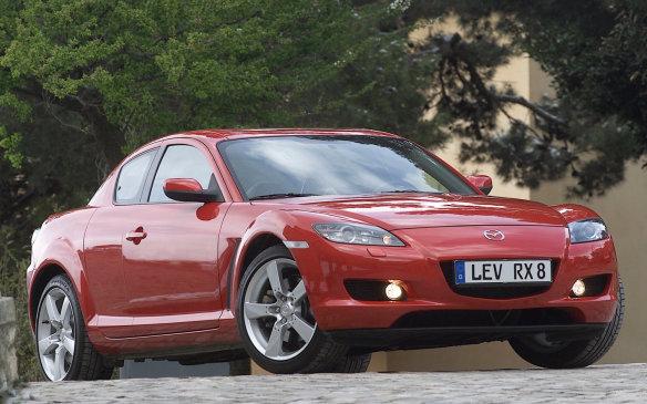 <p>2003 Mazda RX-8</p>
