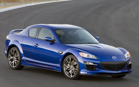 <p>2009 Mazda RX-8</p>