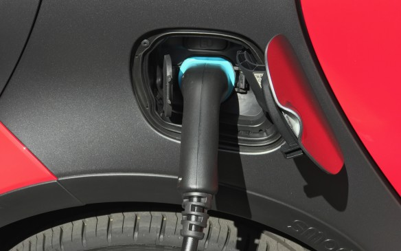 <p>Like all electric cars, you can set the Smart EV to warm or cool its cabin at a predetermined time while it's still plugged into a power socket. You can also do this with an app on your smartphone. This makes the car ready to go without sapping any of its range.</p>