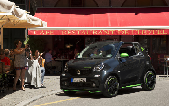 <p>The Smart is still very popular in the rest of the world – its largest markets are Germany, Italy, and China, and the makers sold more than 144,000 cars last year, which was a record. It's not been such a big seller in North America, though, where we like more size to our cars.</p>