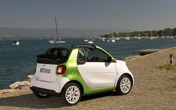 <p>Europe will still get new gasoline-powered Smarts, as well as the larger Smart ForFour, because there's still a big demand there for them. In Canada though, the electric models accounted for one of every three Smarts. even back in 2014.</p>
