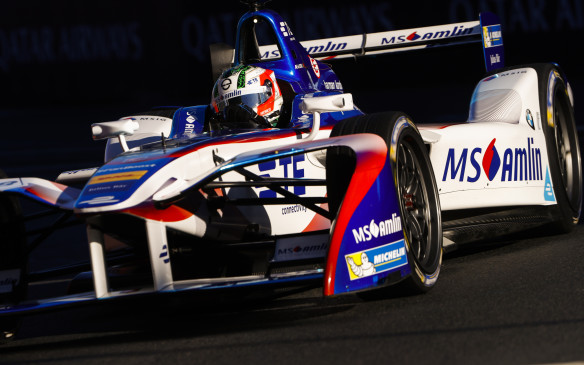 BMW-Andretti Formula E