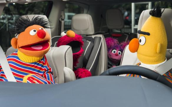 <p>Sesame Street characters Bert, Ernie, Elmo and Abby Cadabby (clockwise from right).</p>