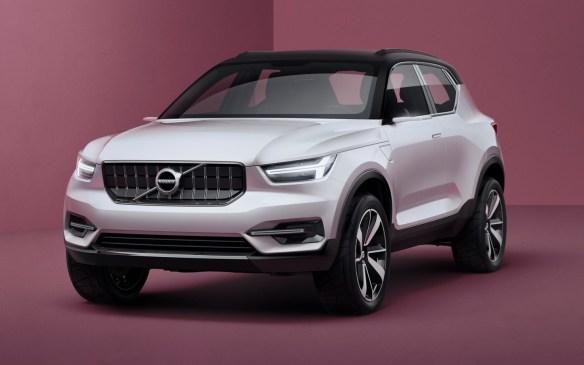<p>Volvo Concept 40.1</p>