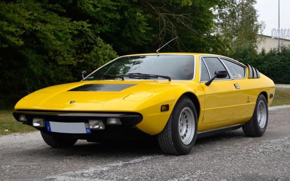 <p>One of the complaints about the Ferrari GT4 was that the design (the first by Bertone instead of Pininfarina) was too close to that of compatriot Lamborghini (specifically the Urraco, which was also designed by Bertone's Marcello Gandini). Sadly, the Urraco (a competitor to the GT4) also shared the 208 GT4's propensity for underperformance, particularly in the North American market, where its V-8 engine was detuned and the car was fitted with sturdier bumpers in order to comply with American regulations at the time. (Credit: Wikipedia/Mr.choppers)</p>