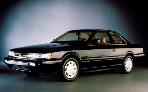<p>You can't launch a new car line with only one car, so when Nissan decided to launch Infiniti and the brilliant Q45, it needed a second model for its showrooms. Although equipped with the VG-series V-6 that was also used in Nissan's Maxima and 300ZX, the M30 was widely acknowledged as a stop gap measure while other dedicated Infiniti products were being developed — such as the J30 and later M30s that were completely different cars in size and architecture. It also produced a convertible that didn't fare much better.</p>