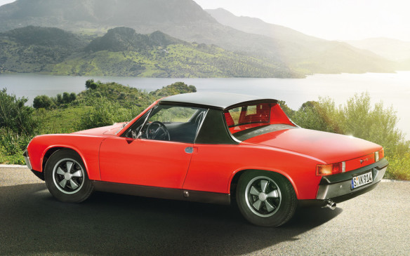 <p>Porsche wanted to replace the 911 entry-point to the line (called 912); Volkswagen wanted to replace the Karmann Ghia at the top of its line; so, the 914 (Volkswagen-Porsche, in Europe) was going to be a win/win. On the surface, it was a departure from both stables, with a low-slung, balanced design. However, the only thing it was deemed to have going for it was the Porsche name, as handling and performance were panned by consumers and critics alike, and Volkswagen never did get its flagship in North America.</p>