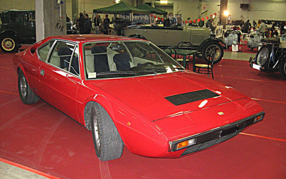<p>The Fiero reminded many buyers of a Ferrari, a name that doesn't necessarily guarantee satisfaction, as evidenced in the 208 GT4. Meant as an economical alternative to the Bertone-designed 308 GT4, it featured a small V-8 (displacing just 2.0 litres) with smaller carburettors, a lower final drive and skinnier tires. A Ferrari for people who couldn't afford a Ferrari, it ceased production after 5 years and just over 800 sales. (Credit: Wikipedia/Luc106)</p>