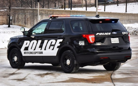 <p>Ford Police Interceptor Utility</p>
