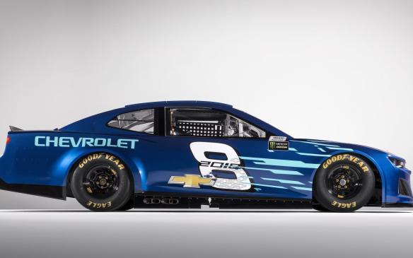<p>Chevrolet Camaro ZL1 Race Car</p>