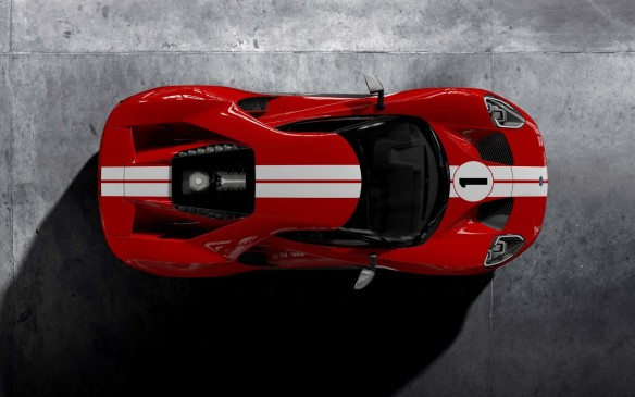 <p>Ford GT '67 Heritage Edition</p>