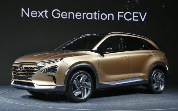 Hyundai next-gen FCEV