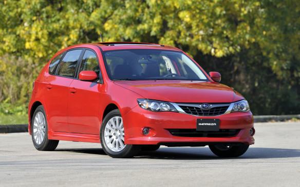 <p>2009-10 Subaru Impreza</p>